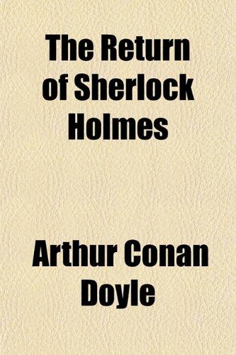 The Return of Sherlock Holmes - Doyle, Arthur Conan