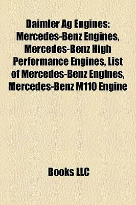 Daimler AG Engines Daimler AG Engines: Mercedes-Benz Engines