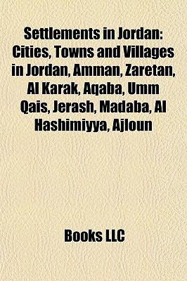 Settlements in Jordan: Cities,...
