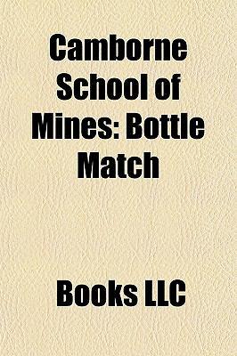 Camborne School of Mines: Bottle Match