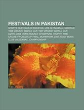 Festivals in Pakistan: Sports Festivals in Pakistan, Urs in Pakistan, Nowruz, 1996 Cricket World Cup, 1987 Cricket World Cup, Lohr 10115687
