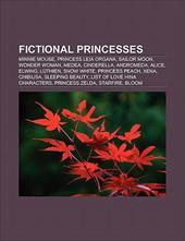 Fictional Princesses: Minnie Mouse, Princess Leia Organa, Sailor Moon, Owyn, Wonder Woman, Medea, Cinderella, Andromeda, Elwing, L 8875192