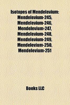 Where Is Mendelevium Found
