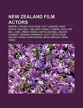New Zealand Film Actors: Russell Crowe, Alan Dale, Lucy Lawless, Anna Paquin, Sam Neill, Karl Urban, Melanie Lynskey, John Clarke Coupon 2016