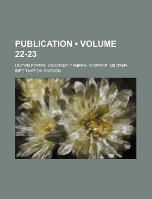 Publication (Volume 22-23)