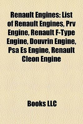 Renault Engines by LLC Books - Reviews, Description & more - ISBN ...