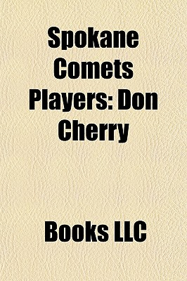 Spokane Comets Players: Don Cherry