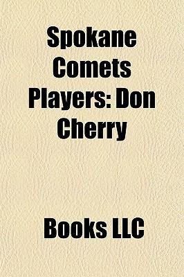 Spokane Comets Players: Don Cherry