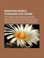 Windows Mobile Standard Software: Windows Media Player, Microsoft Silverlight, Google Maps, Skype, Skyfire, Microsoft Office Mobil
