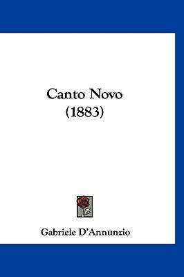 Canto Novo (1883 9781160908597