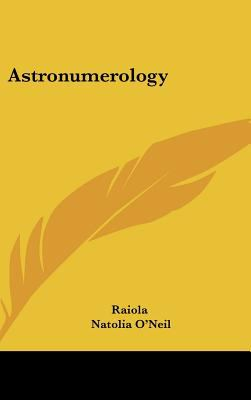 Astronumerology 9781161603644