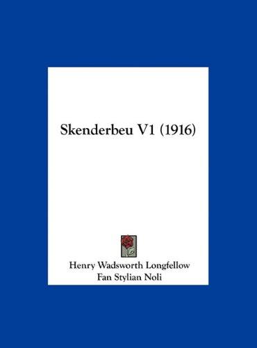Skenderbeu V1 (1916) 9781161934052