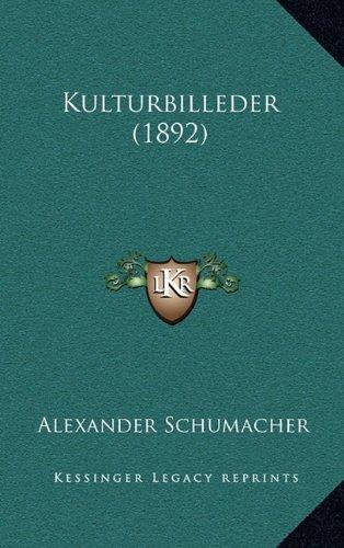 Kulturbilleder (1892) 9781164979081