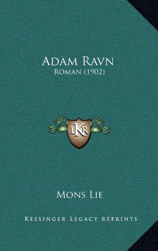 Adam Ravn: Roman (1902) 9781165286980