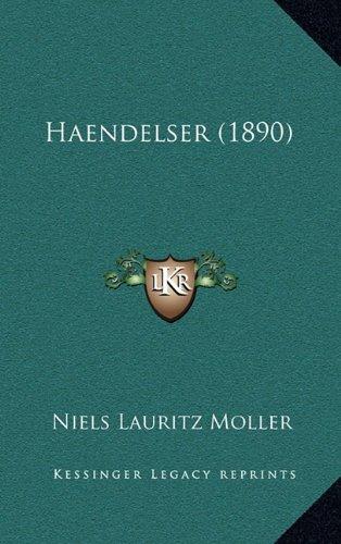 Haendelser (1890) 9781165390663