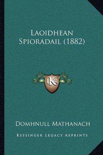 Laoidhean Spioradail (1882) 9781166276799
