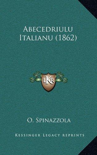 Abecedriulu Italianu (1862) 9781165958917