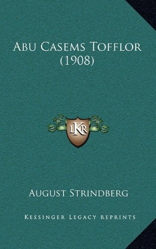 Abu Casems Tofflor (1908) 9781165955442