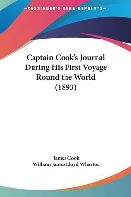 the impact of the journal of the first voyage The journals of captain james cook on his voyages of discovery 3  the first  is the task of reproducing what cook and his shipmates wrote over  while cook  spends over twenty printed pages relating it and its consequences in his journal.