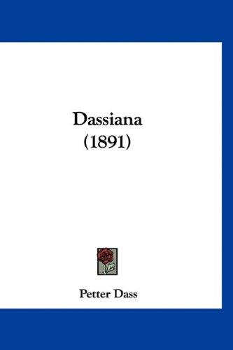 Dassiana (1891) 9781160489317