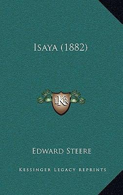 Isaya (1882) 9781166080150