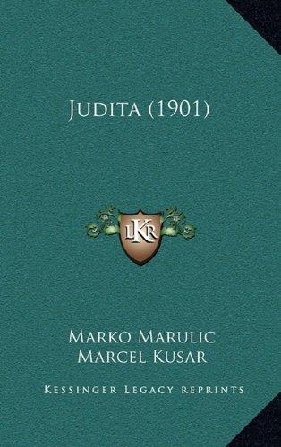 Judita (1901) 9781166228460