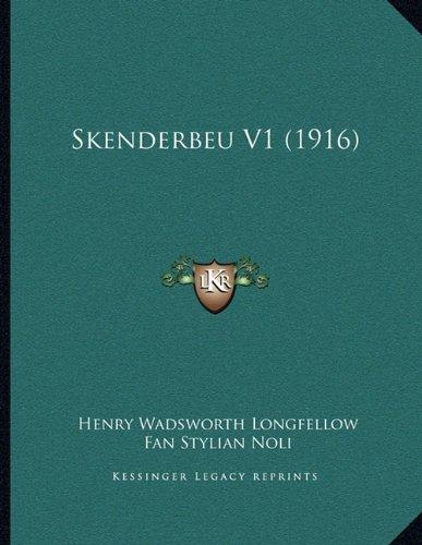 Skenderbeu V1 (1916) 9781165644278