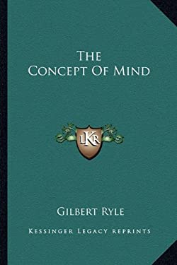 The Concept of Mind 9781163186954