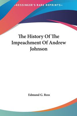 an analysis of the impeachment of andrew johnson