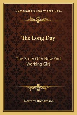 the long day by dorothy day The long loneliness by dorothy day when i'm curious about a saint i try to start with reading something they themselves have written now this may seem like a.