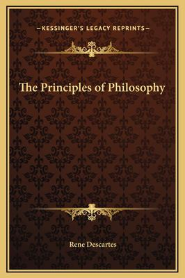 The Principles of Philosophy 9781169222564