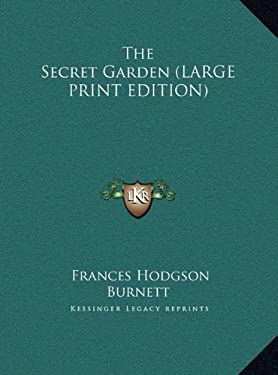 The Secret Garden 9781169841444