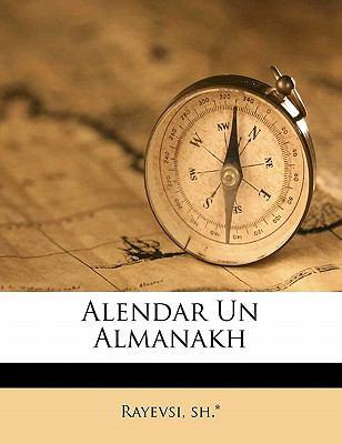 Alendar Un Almanakh 9781173079819
