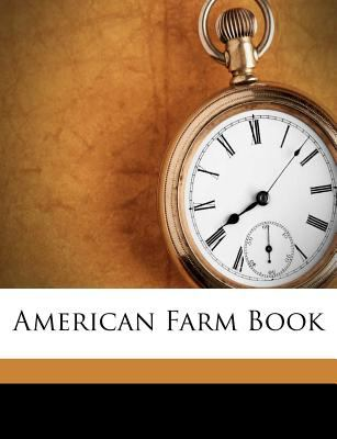 American Farm Book 9781179335261