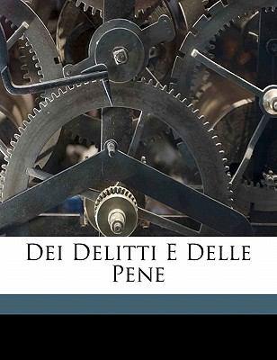 Dei Delitti E Delle Pene 9781171924913