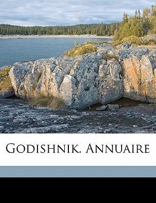 Godishnik. Annuaire 9781176653092