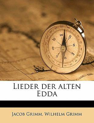 Lieder Der Alten Edda 9781176774575