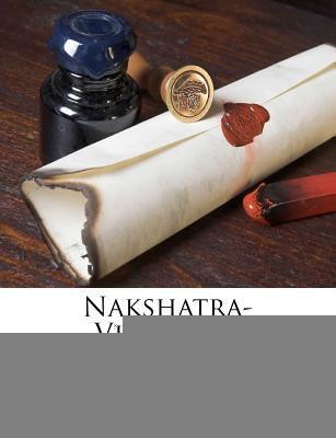 Nakshatra-Vidnyana. 9781179407890