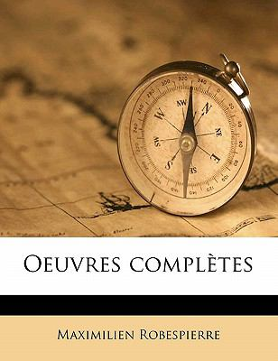 Oeuvres Completes 9781176895997