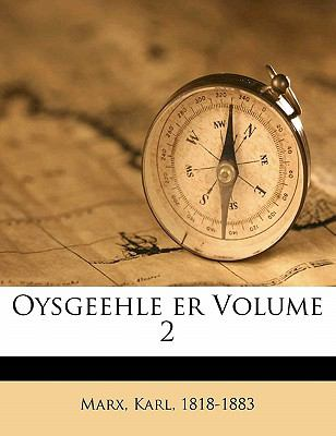 Oysgeehle Er Volume 2 9781173195151