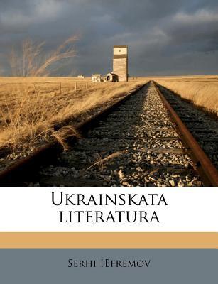 Ukrainskata Literatura 9781179544212