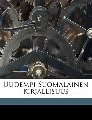 Uudempi Suomalainen Kirjallisuus 9781172353538