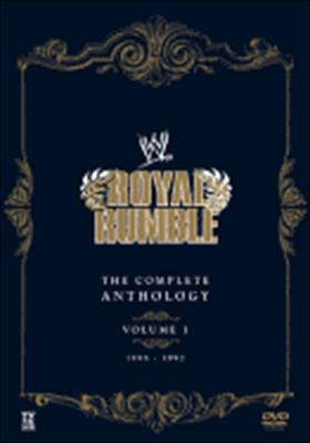 Wwe: Royal Rumble Anthology Volume 1