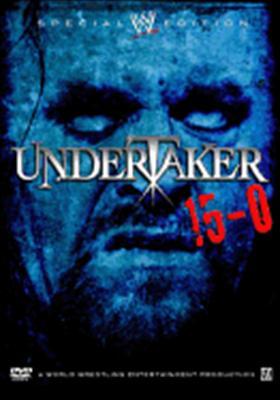 Wwe: Undertaker 15-0