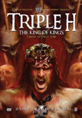 Wwe: Triple H the King of Kings There Is Only One 0651191946624