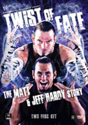 Wwe: Twist of Fate, the Matt & Jeff Hardy Story
