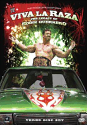 Wwe: Viva La Raza the Legacy of Eddie Guerrero