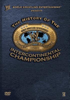 Wwe: History of Intercontinental Championship
