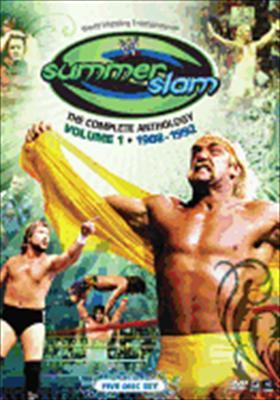 Wwe: Summerslam Anthology Volume 1
