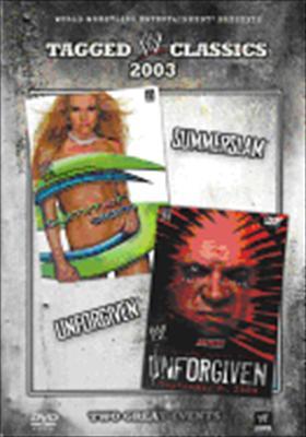 Wwe: Tagged Classics 2003 Summerslam / Unforgiven